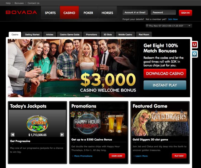 bovada-casino-screenshot