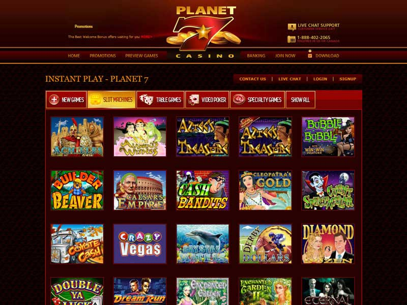 planet-7-casino-games