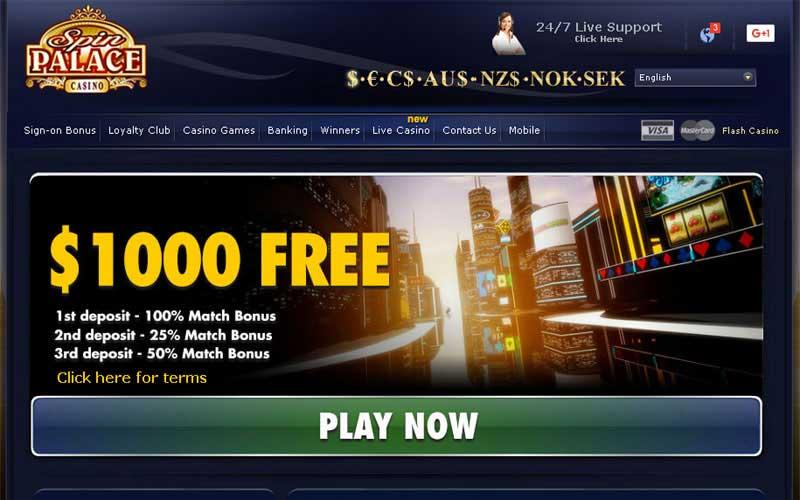 spin-palace-casino-screenshot