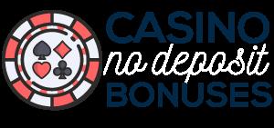 Online Casino No Deposit Bonuses logo